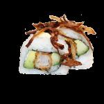 80. Crunchy Ebi Roll