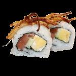 81. Crunchy Sake Roll